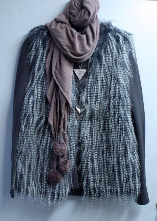 Furry and stylish