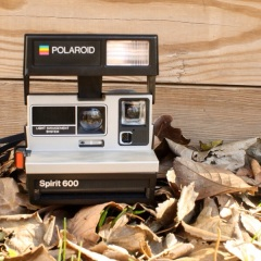 Spirit 600 Polaroid