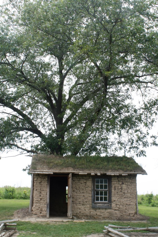 The Sod House, Shaw Nature Reserve, MO