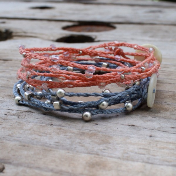 Wrap bracelets by CatsEatDogs