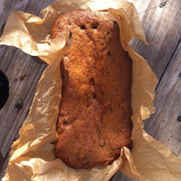 Sticky Malt Loaf