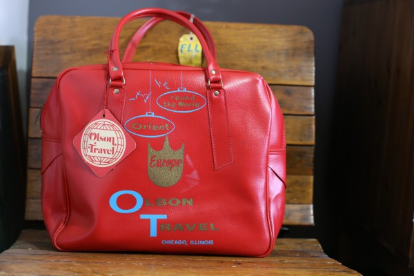 Olson Travel Vintage bag