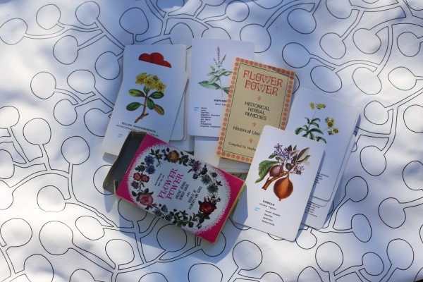 Flower Power Cards